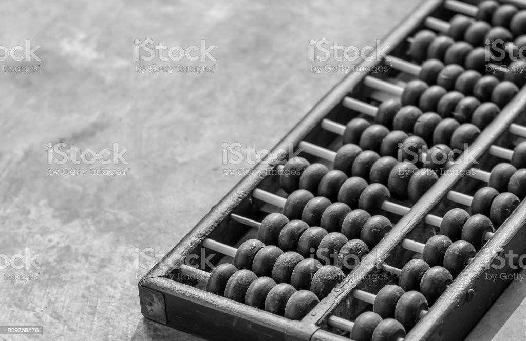 Abacus stock photo
