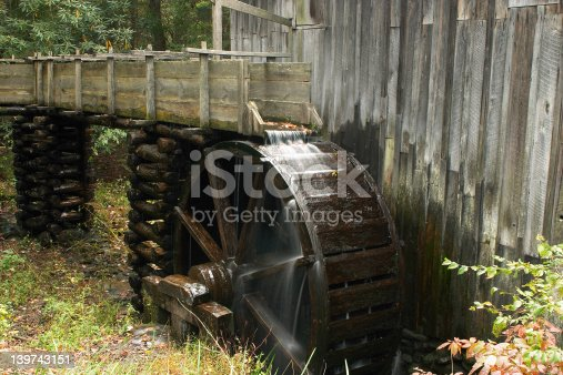 istock Abadoned Mill 139743151