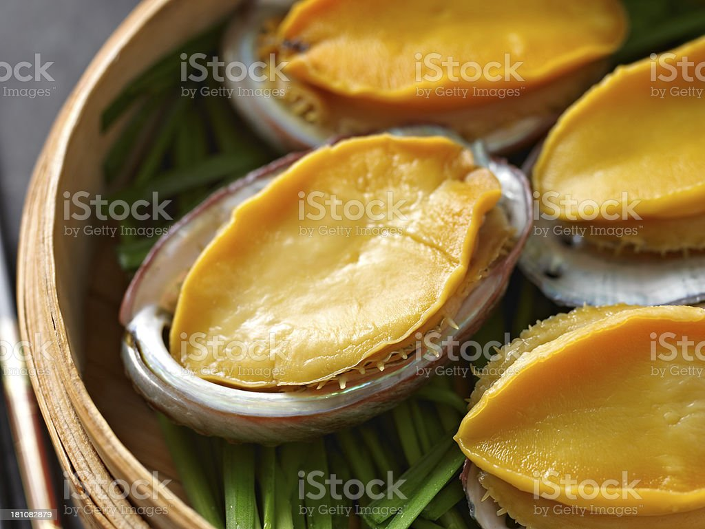 Abalone royalty-free stock photo