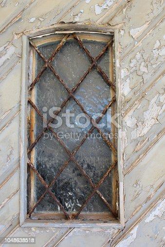 Abandonded window