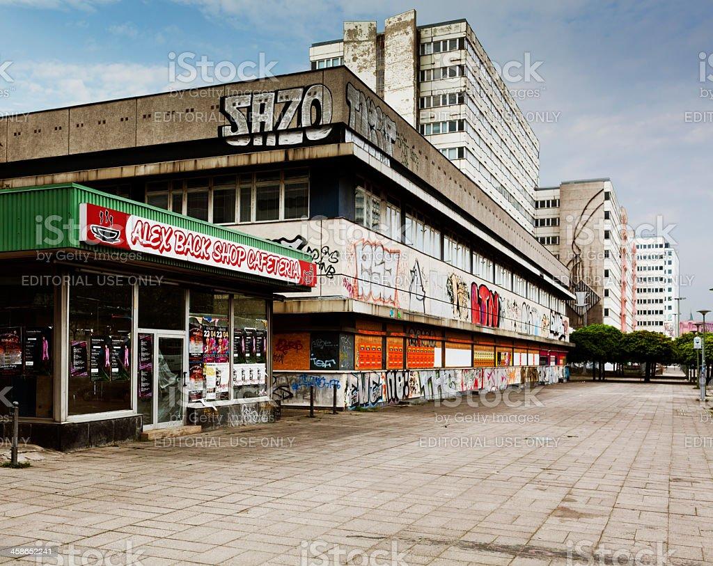 Verlassenen Gebäude in Berlin, Deutschland – Foto