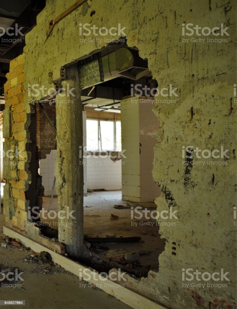 Abandoned Buildings Stock Photo Download Image Now Istock