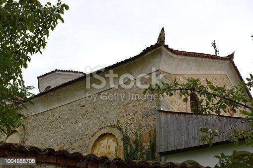 istock Abandoned Church 1004688708