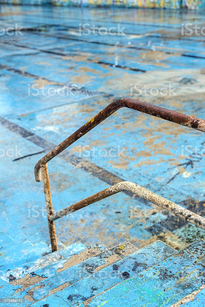 Abandoned Dirty Old Pool Stock Photo Download Image Now Istock
