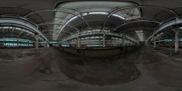 fábrica abandonada - 360 fotografías e imágenes de stock