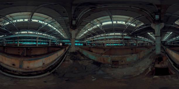 Verlassene Fabrik – Foto