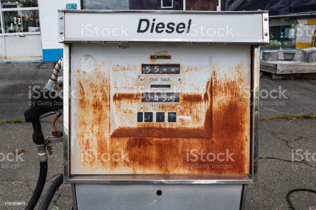 Abandoned Gas Station Stock Photo Download Image Now Istock