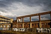 istock abandoned industry 92331511