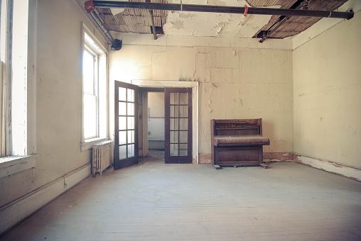 Abandoned Loft Apartment