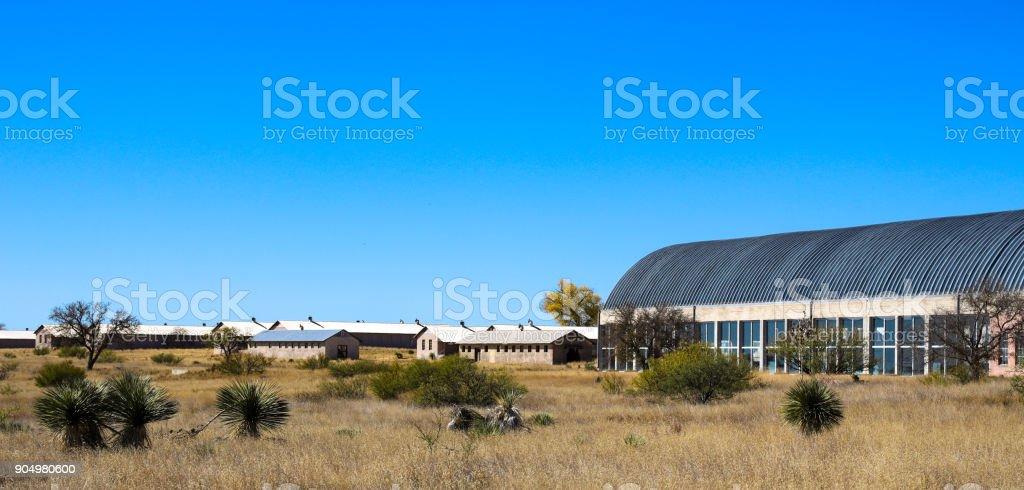 abandoned military base – zdjęcie