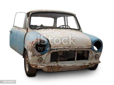 istock Abandoned Mini 185058532