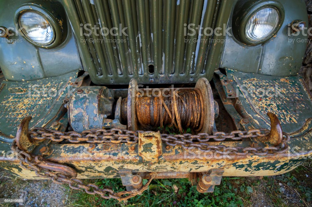 Abandoned Old Rusty Truck Stock Photo & More Pictures of Abandoned ...