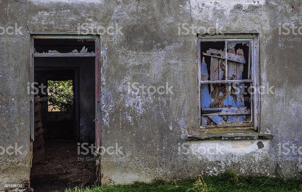 Abandonado - foto de acervo