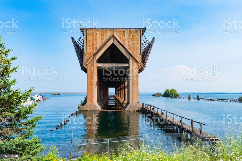Abandoned stock photo