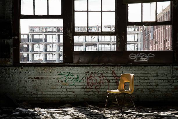 Verlassenen School – Foto