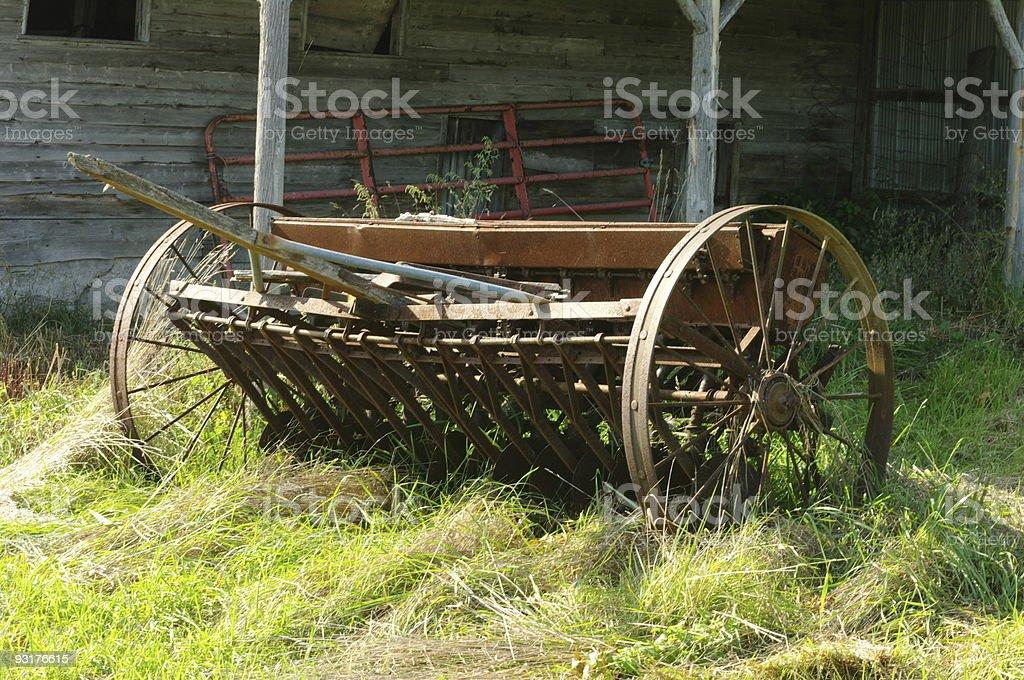 Abandoned Seeder - Royalty-free Abandoned Stock Photo