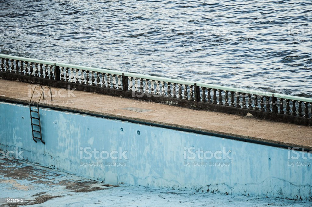 Abandoned Swimming Pool Stock Photo Download Image Now Istock