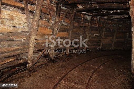 Abbadia San Salvatore  mercury mines, near Monte Amiata, Tuscany