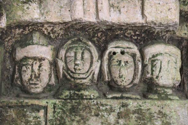 Abbaye of Brantome, France. stock photo