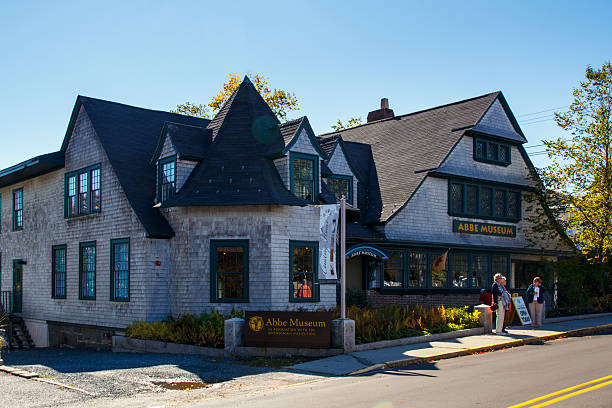 Abbe Museum in Bar Harbor, USA, 2015 – Foto