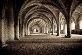 Abbey basement - Late Century 1100