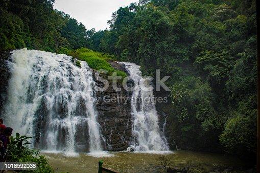 Abbey Falls, Karnataka, India