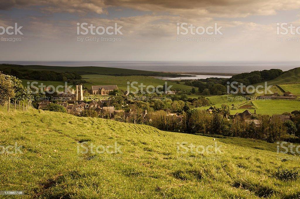 Abbotsbury royalty-free stock photo