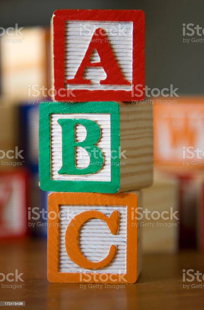 abc stock photo