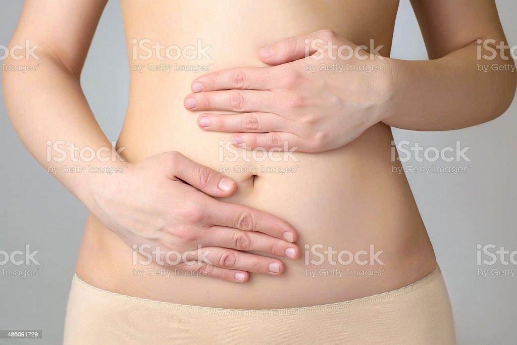 Bauchschmerzen – Foto