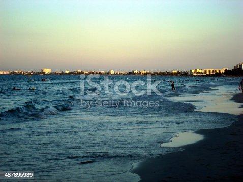 istock Abendstimmung am Meer 487695939