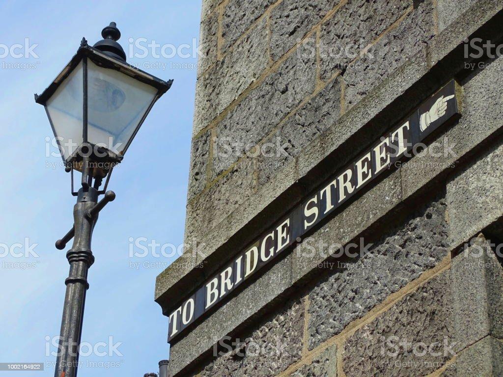 Aberdeen Stadt – Foto