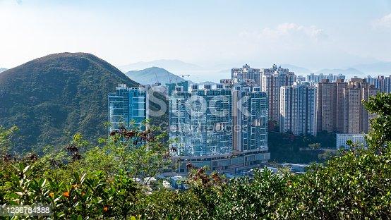 Aberdeen Day View, Hong Kong Island