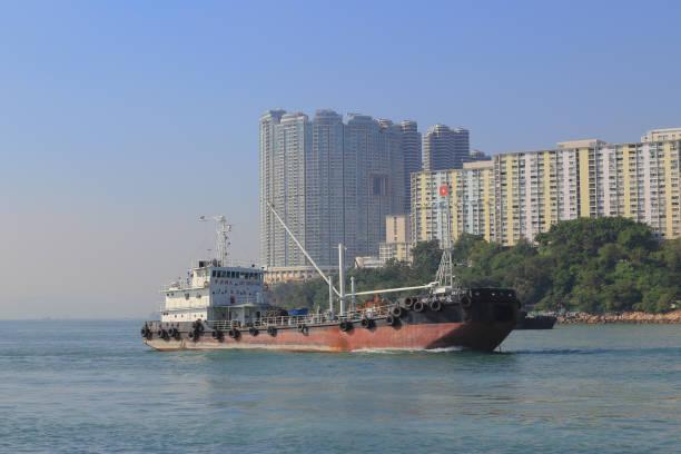 香港仔避風塘2014年10月18日圖像檔