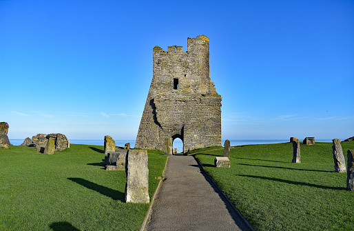 Aberystwyth town castle