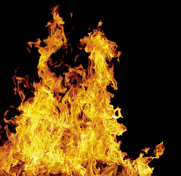 ablaze wall of fire 2  ablaze stock pictures, royalty-free photos & images