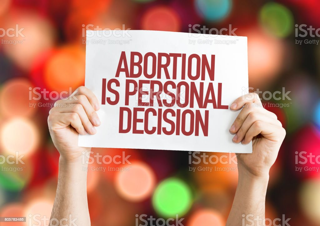 Abortion is a Personal Decision – zdjęcie