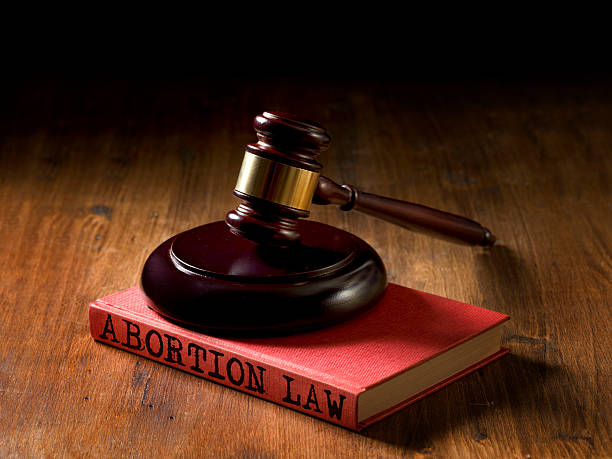 Abortion law Law concept: abortion law abortion stock pictures, royalty-free photos & images