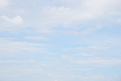 Sky, Cloud - Sky, Cloudscape, Springtime, Blue