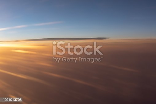 istock Above The Clouds At Sunrise 1091013706