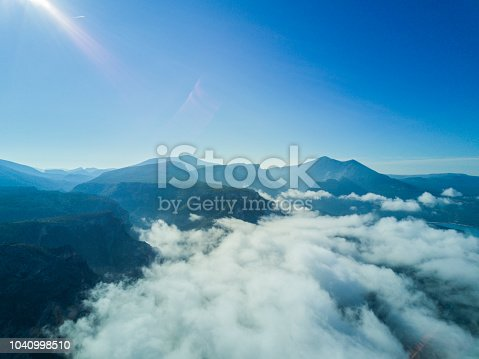 istock Above the clouds 1040998510