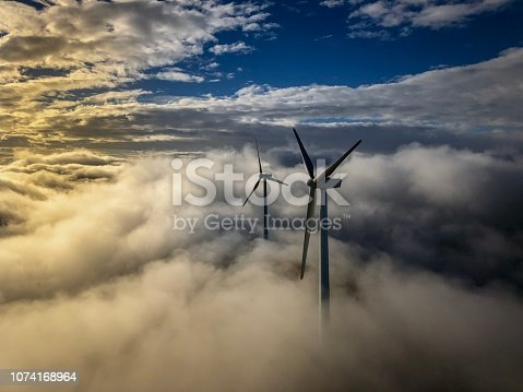 892160114 istock photo Above the clouds. 1074168964