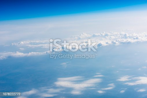 istock Above the clouds 1078222772