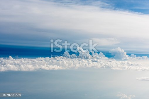 istock Above the clouds 1078222778