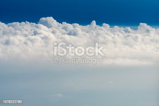 istock Above the clouds 1078222782