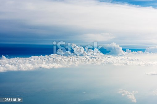 istock Above the clouds 1078418194