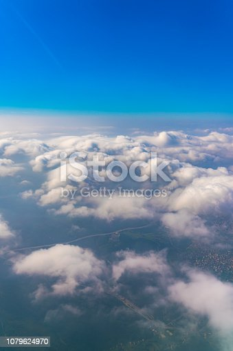 184857129istockphoto Above the clouds 1079624970