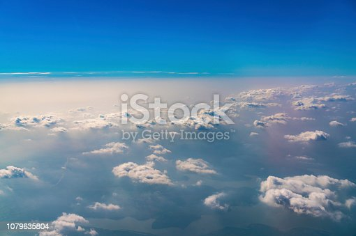 184857129istockphoto Above the clouds 1079635804