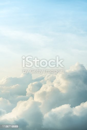 istock Above The Clouds 1156719569