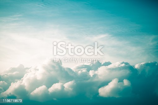 istock Above The Clouds 1156719573