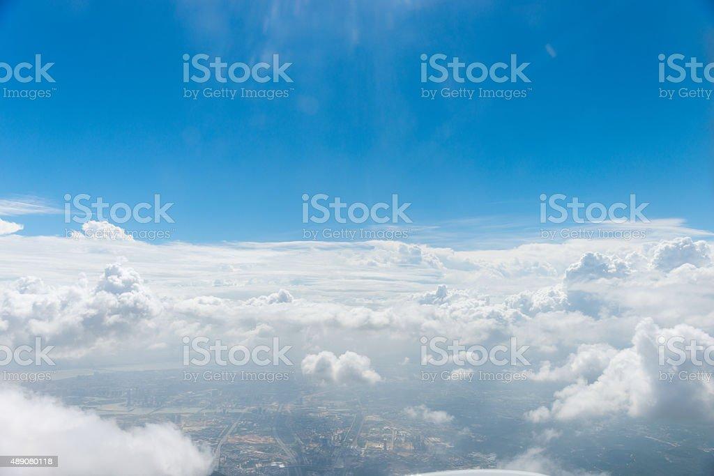 Über den Wolken – Foto